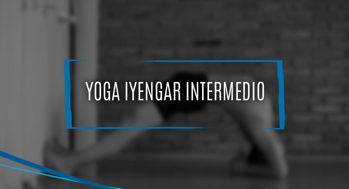 Clases | Yoga Iyengar Intermedio | Yoga Tlalpan Sur