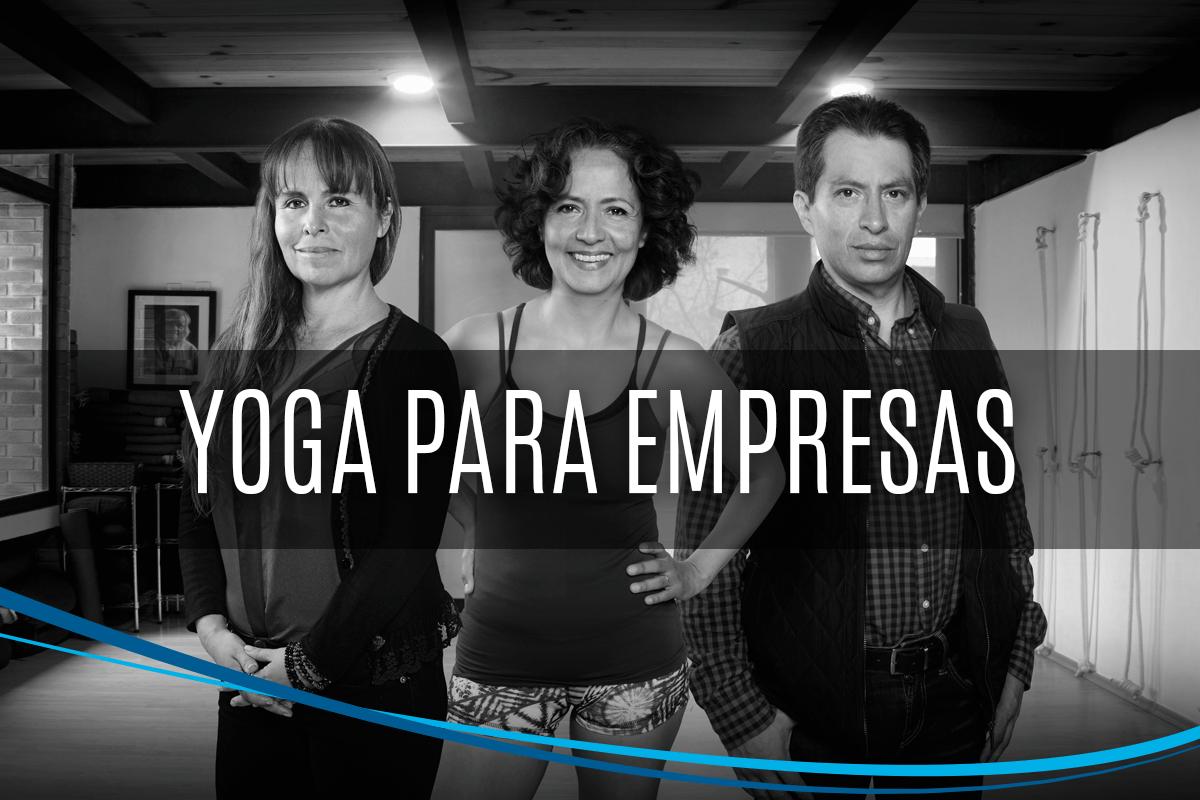 Yoga Para Empresas | Yoga Tlalpan Sur