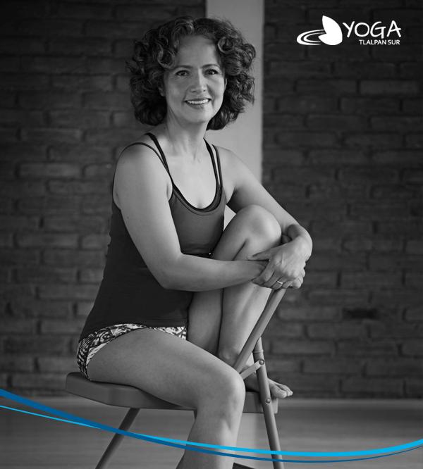 Maestros | Yoga Iyengar | Yoga Tlalpan Sur | Angélica Hernández