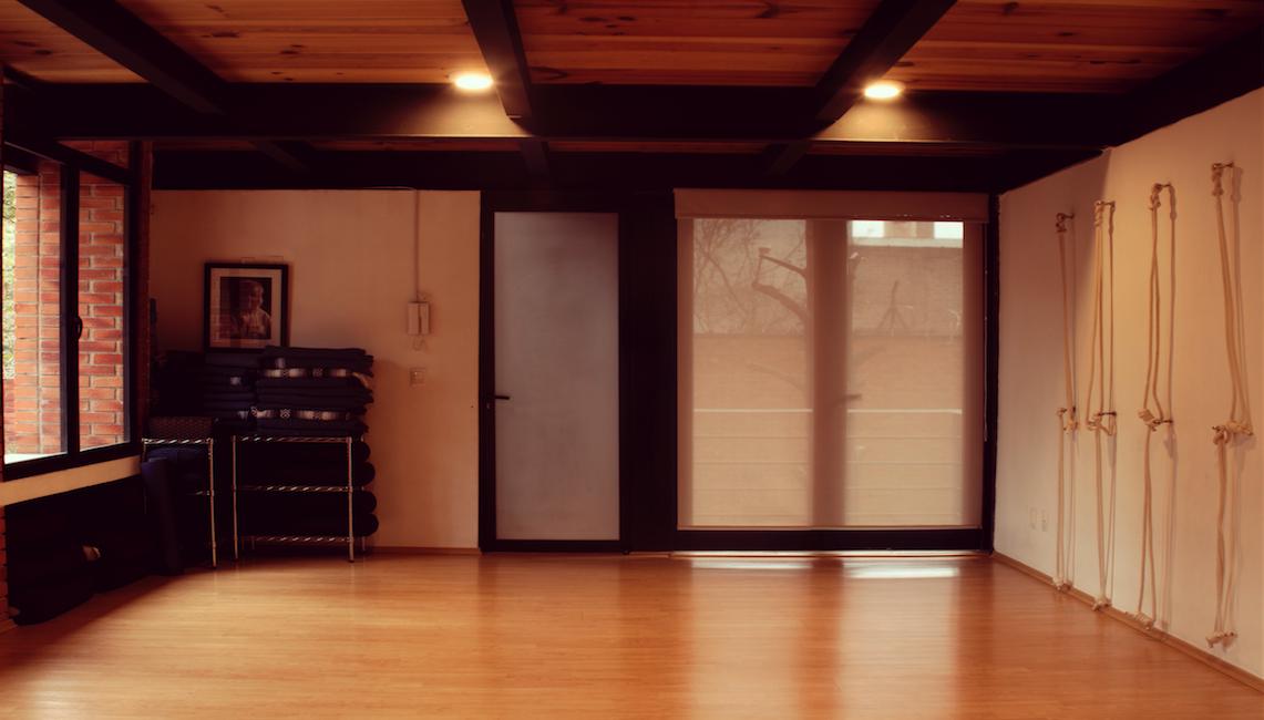Yoga Tlalpan Sur | Instalaciones